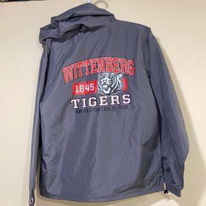 Wittenberg Tigers, Men's Small, Windbreaker